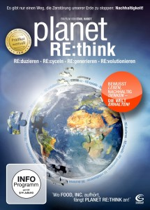 DVD Cover Planet RE:think